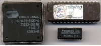 Asus GMIO-470 chips
