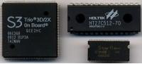 Trio3D/2X chips